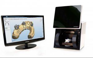 Laboratorium scanner